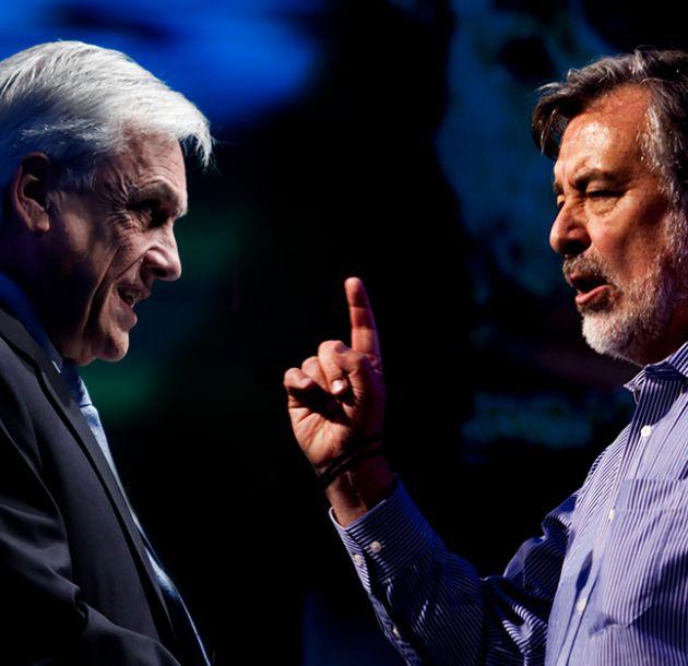 Piñera y Guillier se medirán en la segunda vuelta electoral