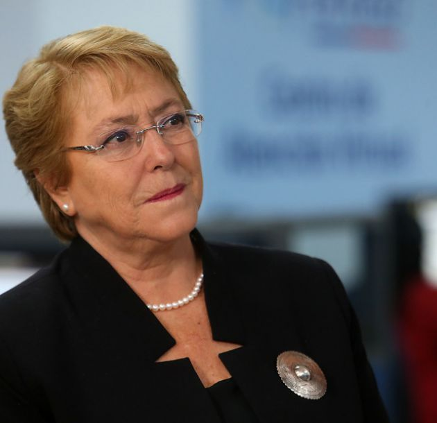 El momento Maduro de Michelle Bachelet