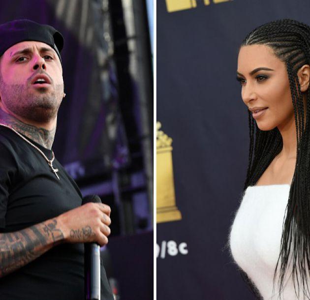 El encuentro entre Nicky Jam y Kim Kardashian que causa furor en redes sociales