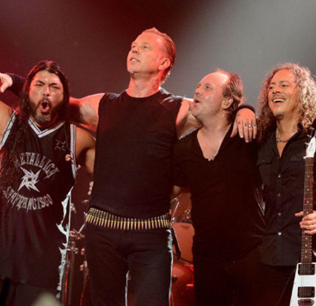 Metallica genera gran expectación al anunciar la reedición de su primer demo