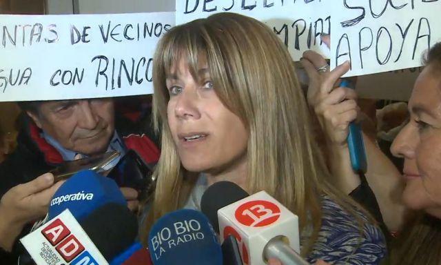 Ximena Rincón defiende entre lágrimas a su hermano Ricardo y acusa extorsión de ex pareja