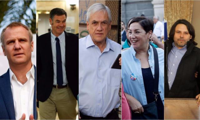 Revisa las declaraciones de Patrimonio e Intereses de los candidatos a primarias