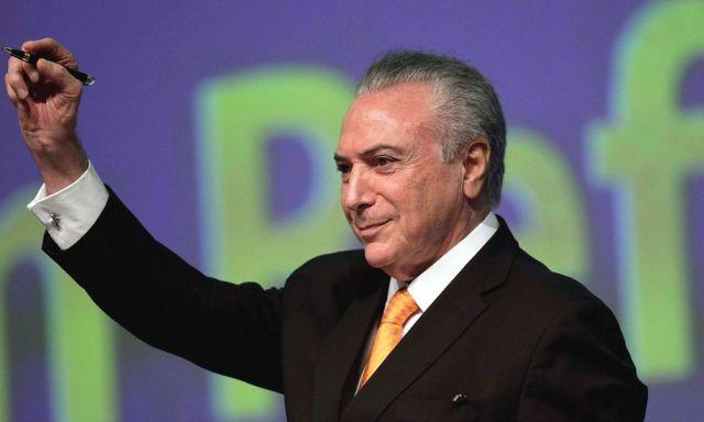 Grabaciones comprometen al presidente de Brasil en escándalo de corrupción