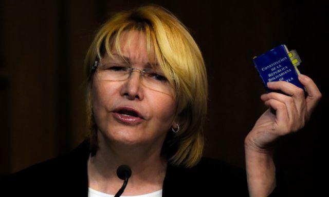 Venezuela: Allanan casa de Luisa Ortega tras pedido de arresto contra su esposo