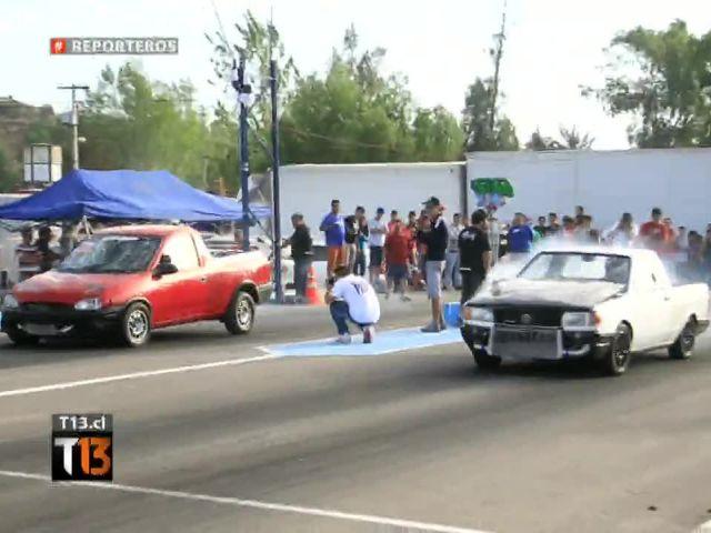 [Reporteros] Adictos a la velocidad: Conductores a más de 200km/h