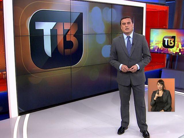 Revisa la edición de T13 de este 22 de septiembre