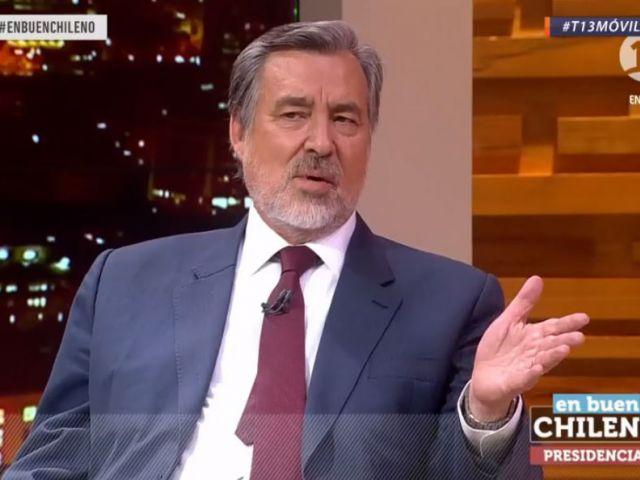 [VIDEO] En Buen Chileno Presidencial: Alejandro Guillier