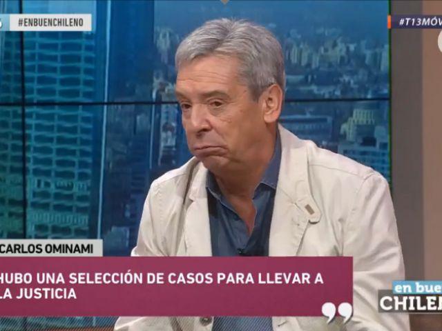 [VIDEO] Carlos Ominami y su definiciones sobre el financiamiento en la política