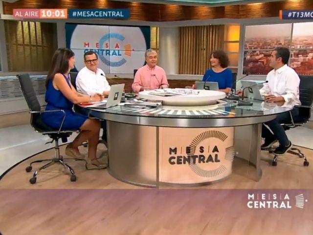 [VIDEO] Mesa Central: capítulo 2 - domingo 1 de abril