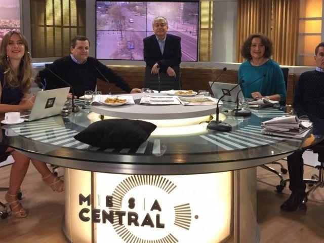 [VIDEO] Mesa Central: capítulo 23 - domingo 23 de septiembre