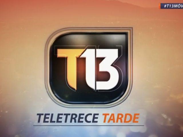 Revisa la edición de T13 Tarde de este 13 de noviembre