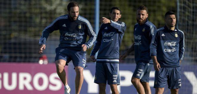 """Argentina, rival de """"La Roja"""", comenzó sus trabajos de cara a la Copa América Centenario"""