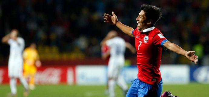 [VIDEO] Imperdible: Revive los mejores goles del Mundial Sub 17