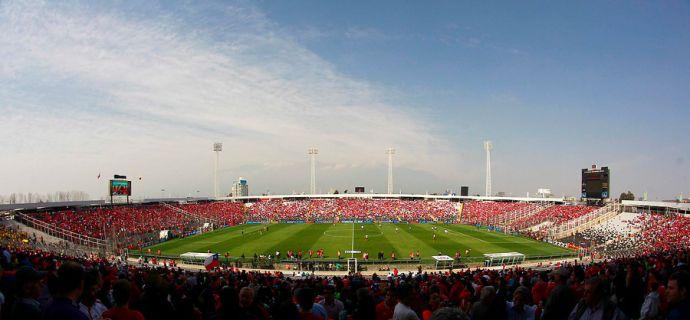 [VIDEO] La Roja comienza preparativos para trasladarse al Monumental por castigo de la FIFA