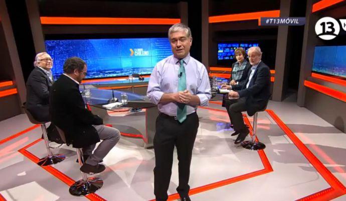 Pensiones y crisis política se tomaron el primer capítulo de En Buen Chileno