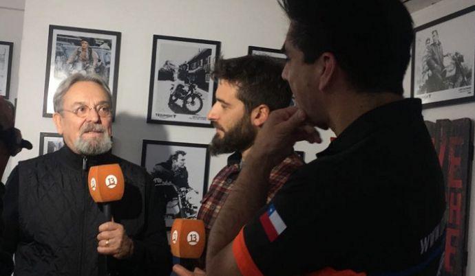 [VIDEO] Las delirantes confesiones de Coco Legrand sobre su pasión por las motos en D13 Motos