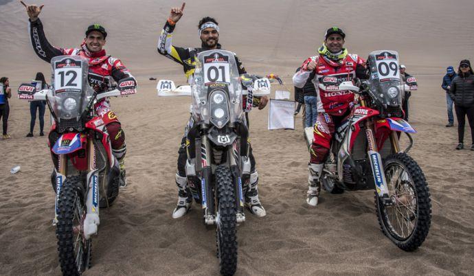 [VIDEO] Pablo Quintanilla gana por quinta vez consecutiva el Atacama Rally