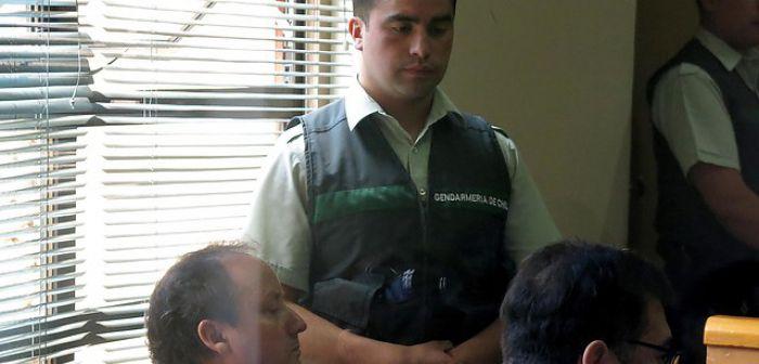 Caso Haeger: Jaime Anguita y presunto sicario seguirán en prisión preventiva