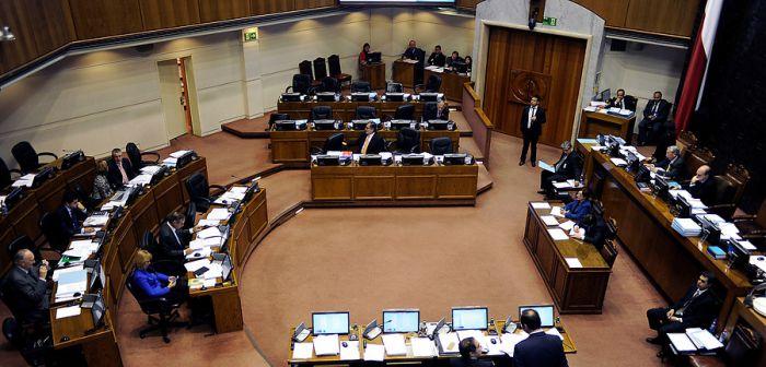 Senado dice que abrió sumario interno tras denuncia por discriminación de funcionaria ciega
