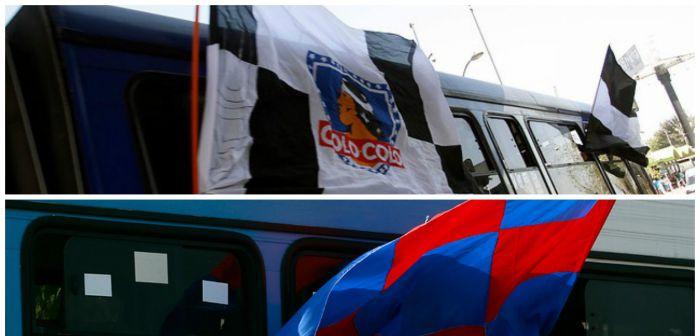 Trabajadores de Transantiago piden medidas de seguridad por Superclásico del domingo