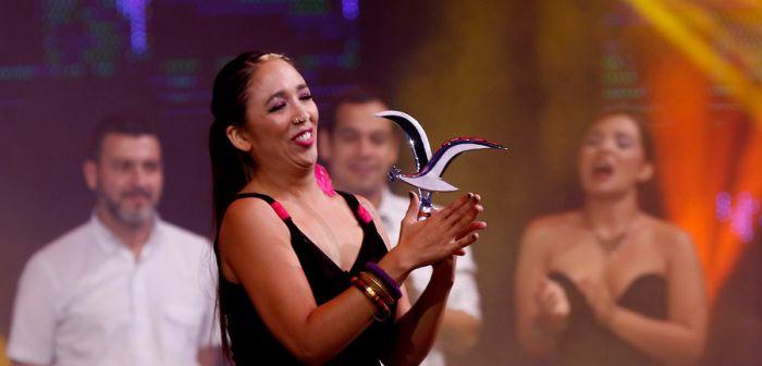 Chile ganó la competencia folclórica de Viña 2017