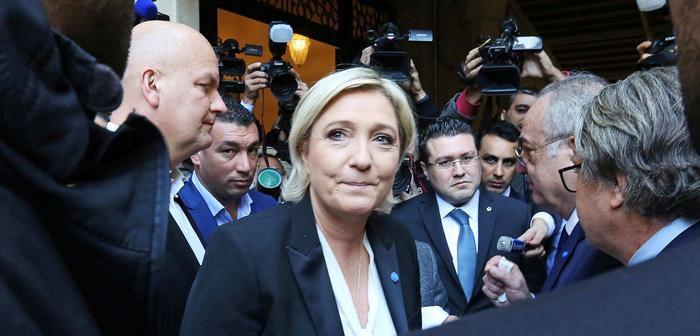 Francia: Imputan a cercano de Marine Le Pen por financiación ilícita