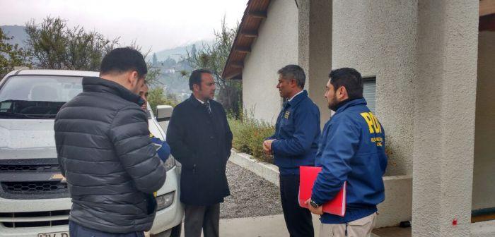Fiscalía Oriente inicia diligencias por contaminación de aguas del Mapocho