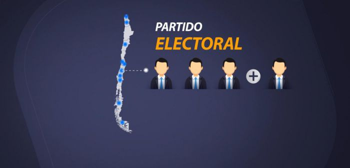 T13 mapa electoral
