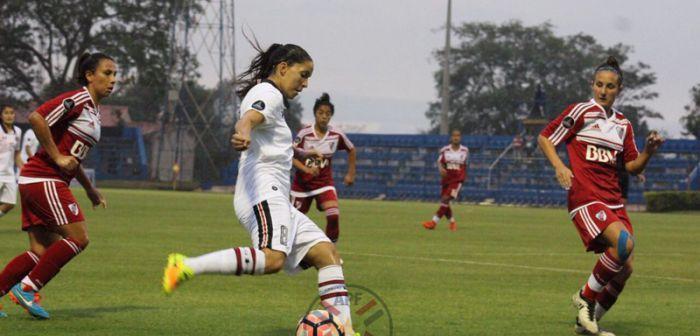 Colo Colo vence a River Plate y avanza a la final de la Copa Libertadores femenina