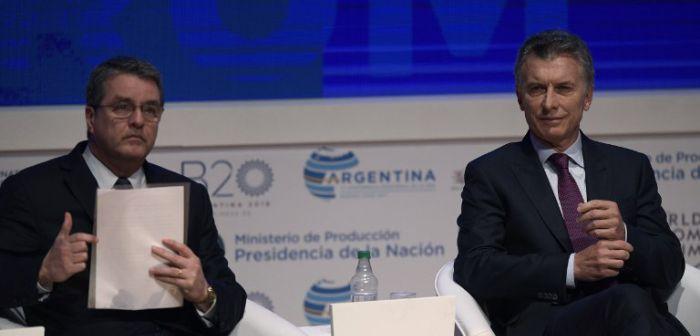 Cumbre de OMC en Buenos aires cierra con acuerdos comerciales mínimos