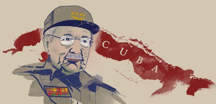 Por qué Raúl Castro (a diferencia de Fidel y el Che) es un revolucionario sin iconografía