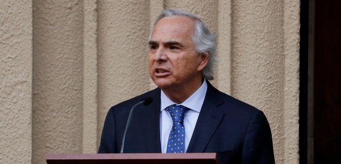 Ministro Chadwick tras dichos del senador Chahuán: Las decisiones las toma siempre el Presidente