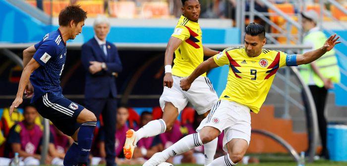 [Minuto a Minuto] Colombia está perdiendo con un expulsado ante Japón por el Grupo H de Rusia 2018