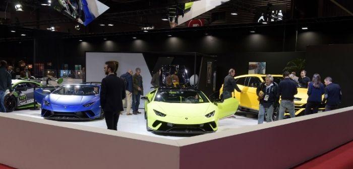 En Salón del Automóvil parisino, un Brexit duro inquieta a directivos del sector