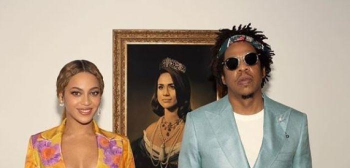 [VIDEO] El notable homenaje que Beyoncé y Jay Z le hicieron a Meghan Markle en los Brit Awards 2019