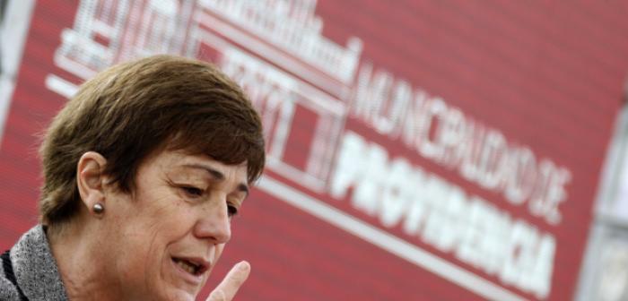 """Concejales califican de """"reprochable"""" conducta de alcaldesa Errázuriz"""
