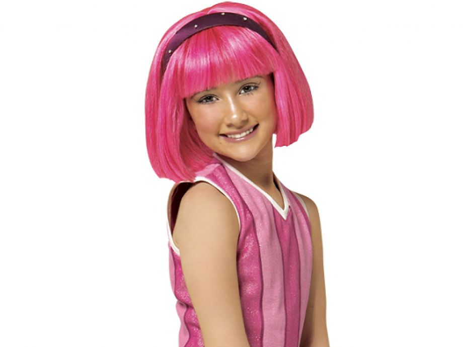 As luce Stephanie de Lazy Town a sus 24 aos  Tele 13