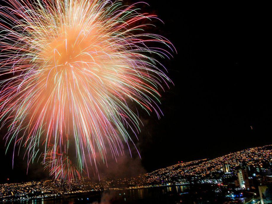 Todo Sobre Ano Nuevo En Valparaiso Tele 13